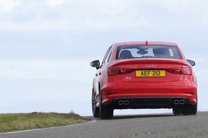 2013 Audi S3 saloon - UK version 14
