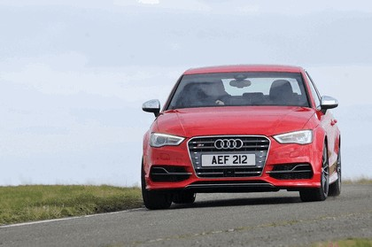 2013 Audi S3 saloon - UK version 15