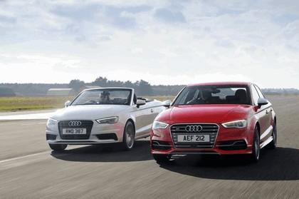 2013 Audi S3 saloon - UK version 16