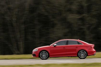 2013 Audi S3 saloon - UK version 17