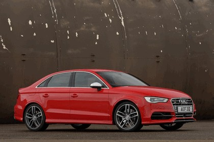 2013 Audi S3 saloon - UK version 19