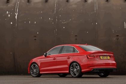 2013 Audi S3 saloon - UK version 21