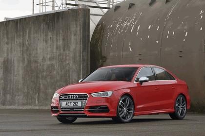 2013 Audi S3 saloon - UK version 22