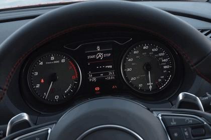 2013 Audi S3 saloon - UK version 38