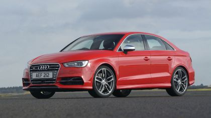 2013 Audi S3 saloon - UK version 3