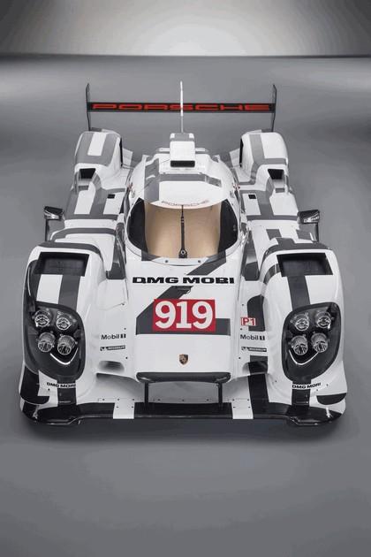 2014 Porsche 919 Hybrid 8