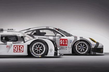 2014 Porsche 919 Hybrid 11