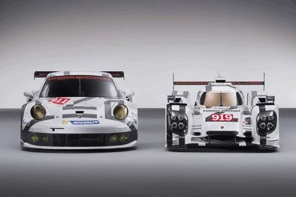 2014 Porsche 919 Hybrid 14