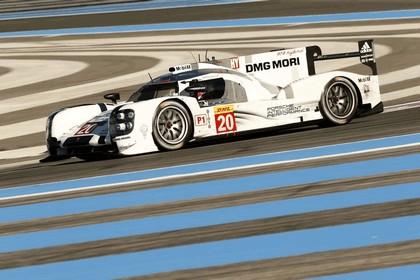 2014 Porsche 919 Hybrid - Paul Ricard test 1