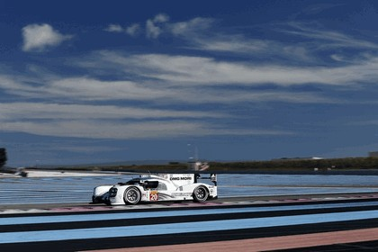2014 Porsche 919 Hybrid - Paul Ricard test 3