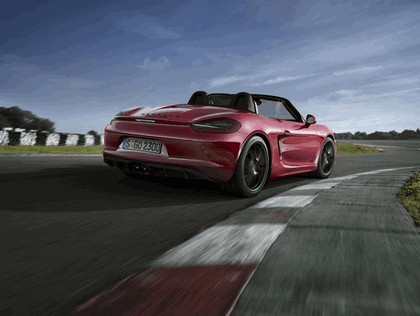 2014 Porsche Boxster GTS 2