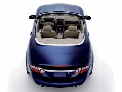 2007 Jaguar XK convertible 2