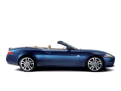 2007 Jaguar XK convertible 3