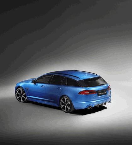 2015 Jaguar XFR-S Sportbrake 3