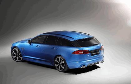 2015 Jaguar XFR-S Sportbrake 4