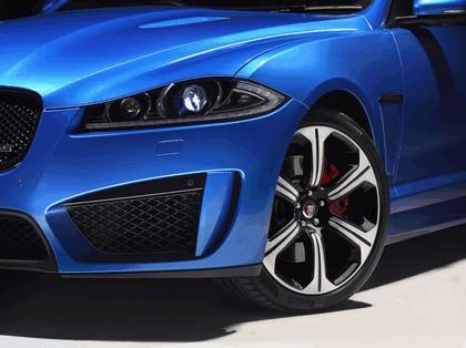 2015 Jaguar XFR-S Sportbrake 9
