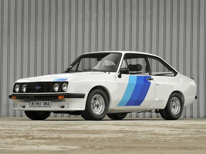1976 Ford Escort RS2000 Series X 1