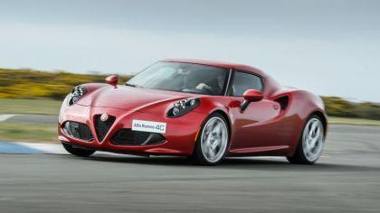 2014 Alfa Romeo 4C 8