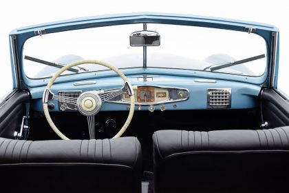 1950 Fiat 1100 cabriolet 15