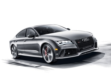 2014 Audi exclusive RS7 dynamic edition 1