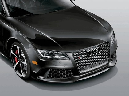 2014 Audi exclusive RS7 dynamic edition 5