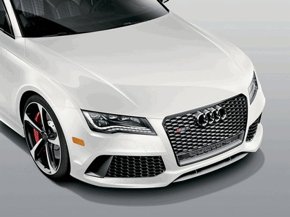 2014 Audi exclusive RS7 dynamic edition 8