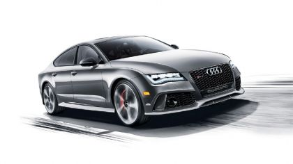 2014 Audi exclusive RS7 dynamic edition 7