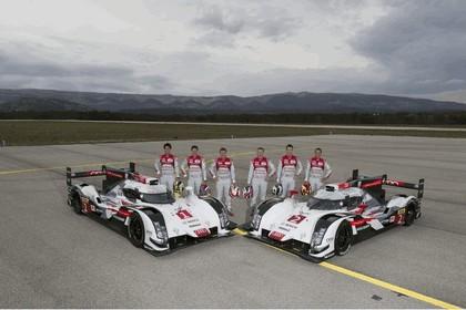 2014 Audi R18 e-tron quattro - Audi Sport Team Joest 4