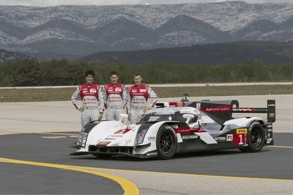 2014 Audi R18 e-tron quattro - Audi Sport Team Joest 5
