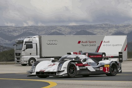 2014 Audi R18 e-tron quattro - Audi Sport Team Joest 6