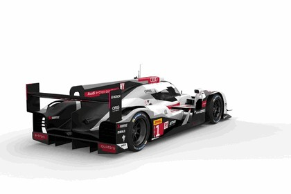 2014 Audi R18 e-tron quattro - Audi Sport Team Joest 14