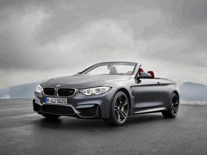 2014 BMW M4 ( F32 ) cabriolet 1