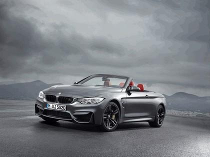 2014 BMW M4 ( F32 ) cabriolet 2