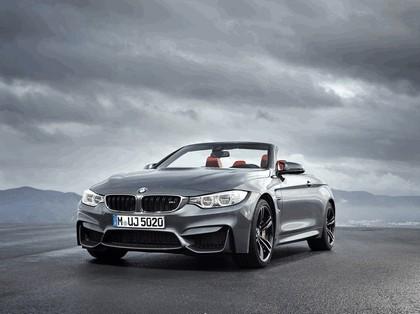 2014 BMW M4 ( F32 ) cabriolet 3