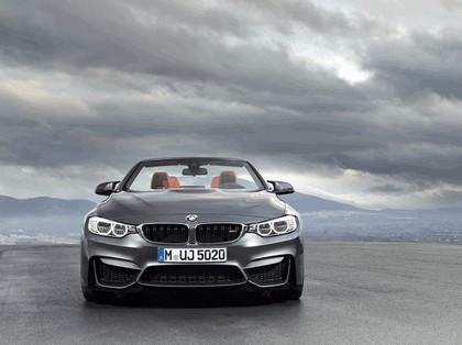 2014 BMW M4 ( F32 ) cabriolet 4