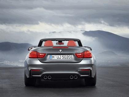2014 BMW M4 ( F32 ) cabriolet 5