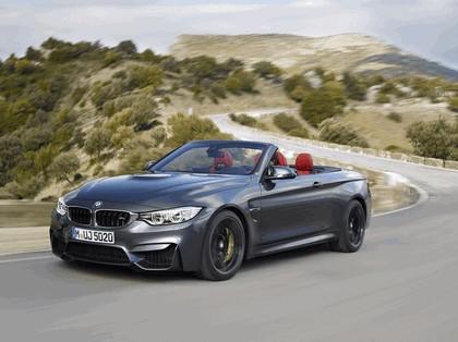 2014 BMW M4 ( F32 ) cabriolet 28