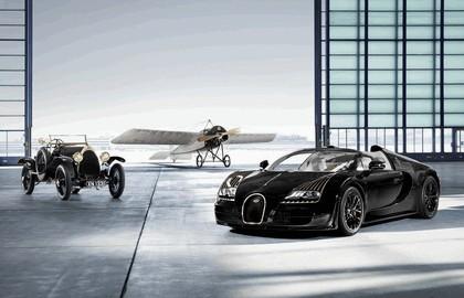 2014 Bugatti Veyron 16.4 Black Bess 2