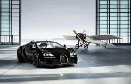 2014 Bugatti Veyron 16.4 Black Bess 3