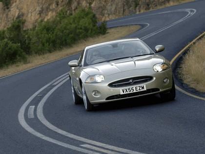 2007 Jaguar XK UK version 1