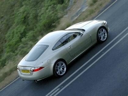 2007 Jaguar XK UK version 4