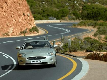 2007 Jaguar XK UK version 6