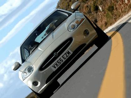 2007 Jaguar XK UK version 9