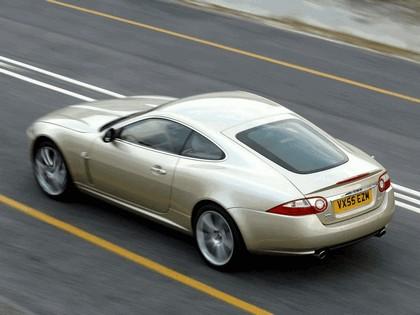 2007 Jaguar XK UK version 12
