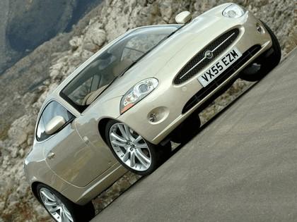 2007 Jaguar XK UK version 13