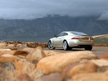 2007 Jaguar XK UK version 17