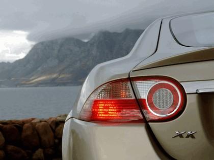 2007 Jaguar XK UK version 18