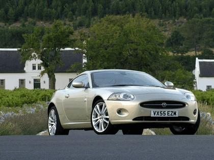 2007 Jaguar XK UK version 19