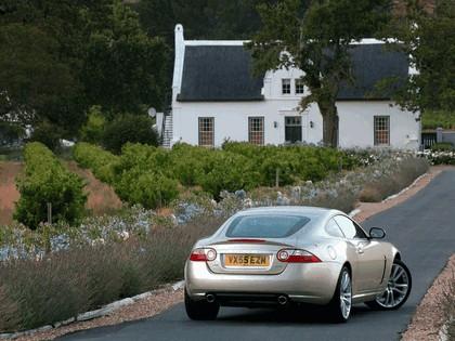 2007 Jaguar XK UK version 20