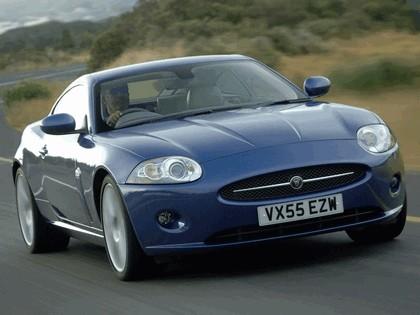 2007 Jaguar XK UK version 22